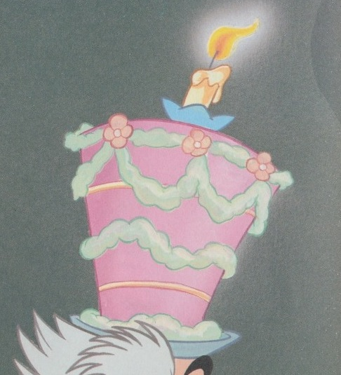 Alice in Wonderland Mad Hatter Tea Party Unbirthday Cake