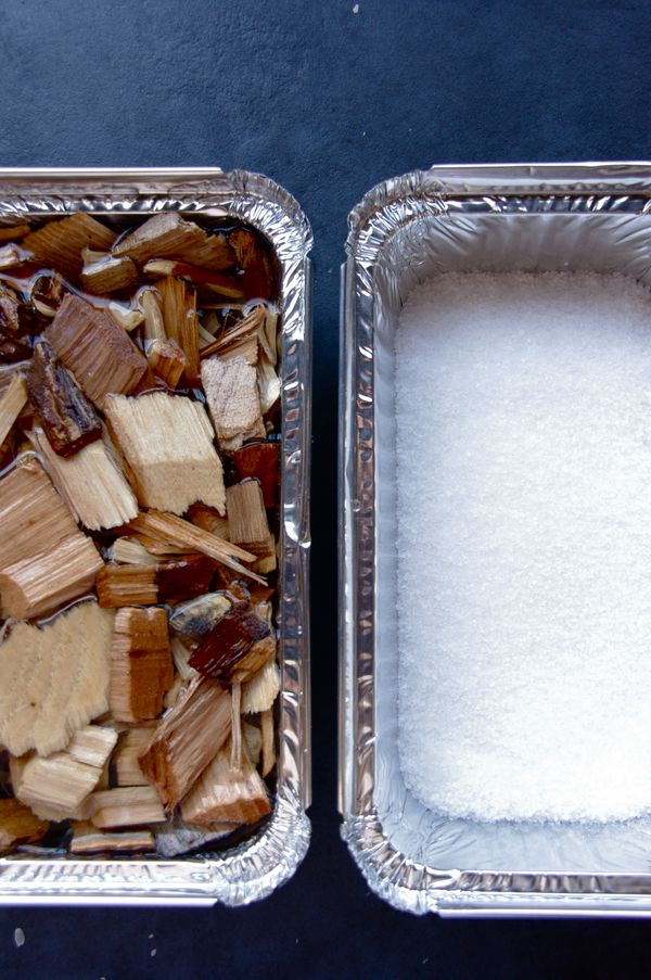 How to: Smoked Salt