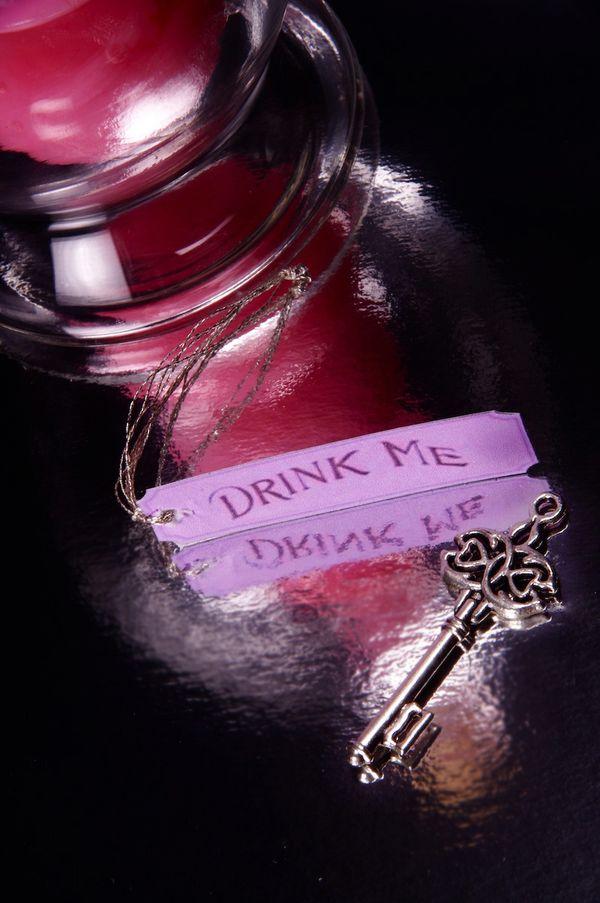 Alice in Wonderland; Drink Me Potion, Heston Blumenthal Style