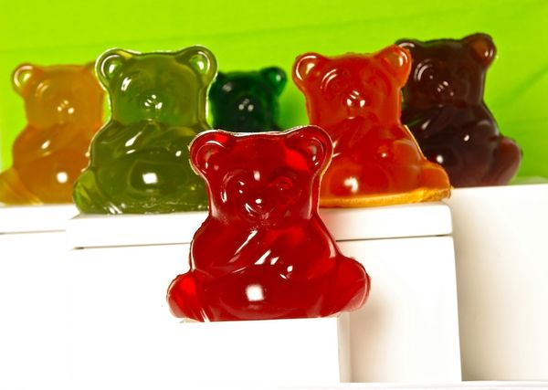 Childhood Favourites; Gi-normous Gummy Bears