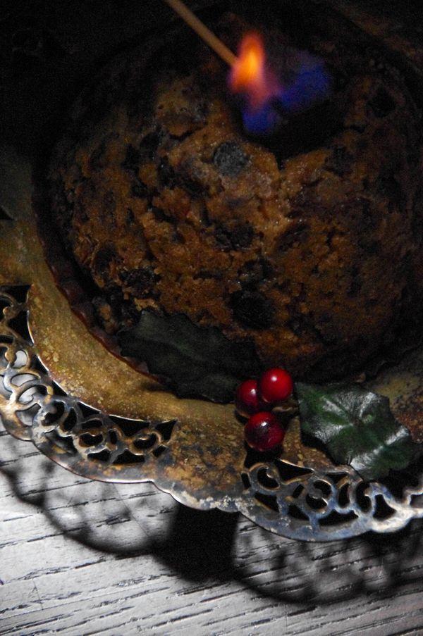 A Christmas Carol; Christmas Pudding