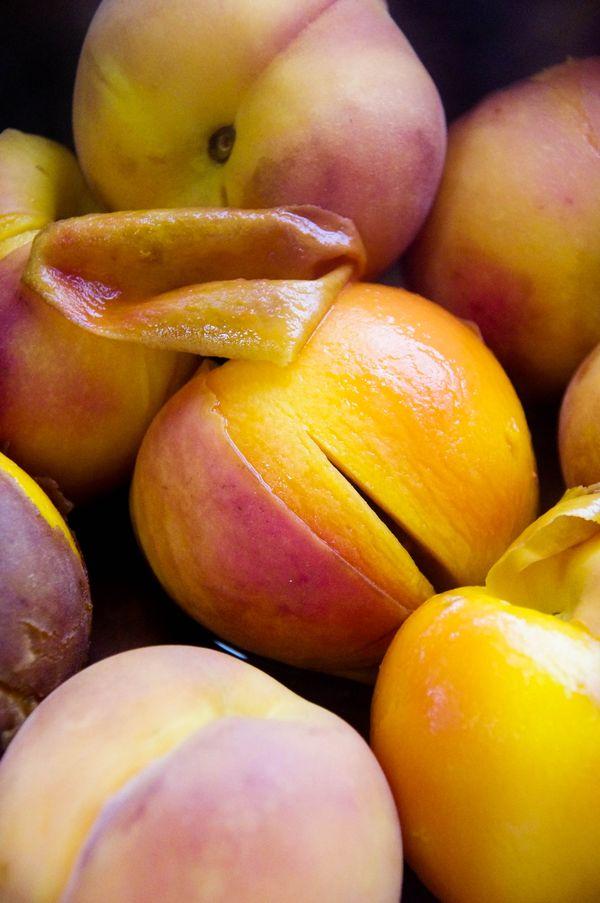 James and the Giant Peach; Peach Juice
