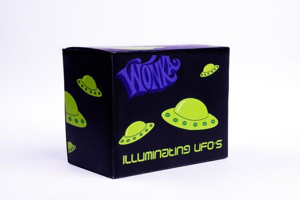 Willy Wonka Series; Luminous Lollies Charlie and the Chocolate Factory