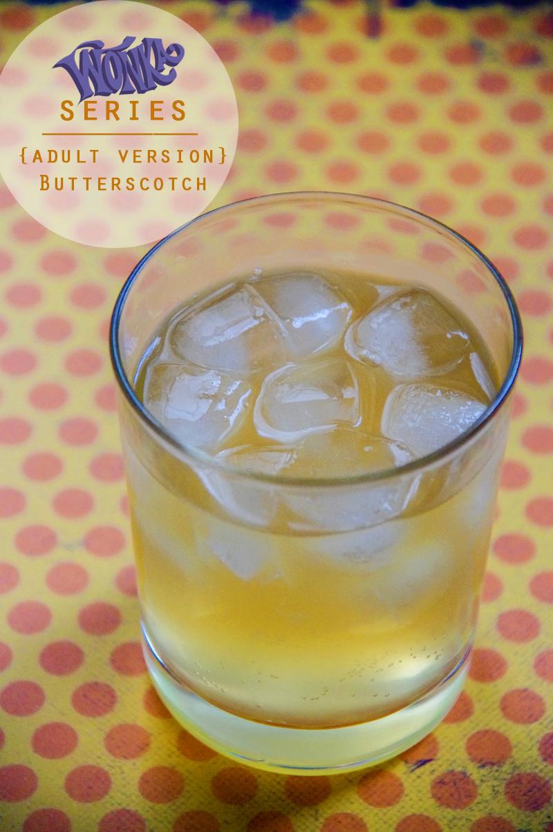 Wonka's Butterscotch adult version via BrytonTaylor.com