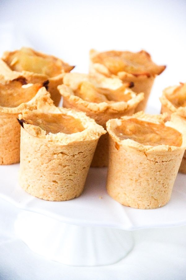 Peter Rabbit; Individual Cheese and Onion Pies