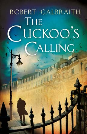 The Cuckoo's Calling Book Cover, links to food list from book