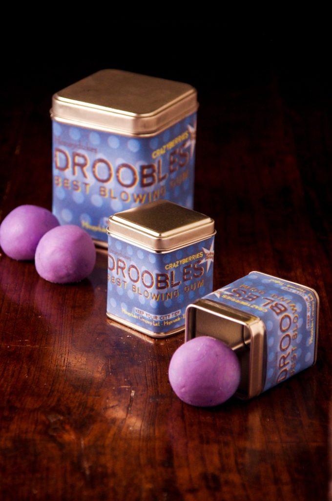 Harry Potter Droobles Best Blowing Gum