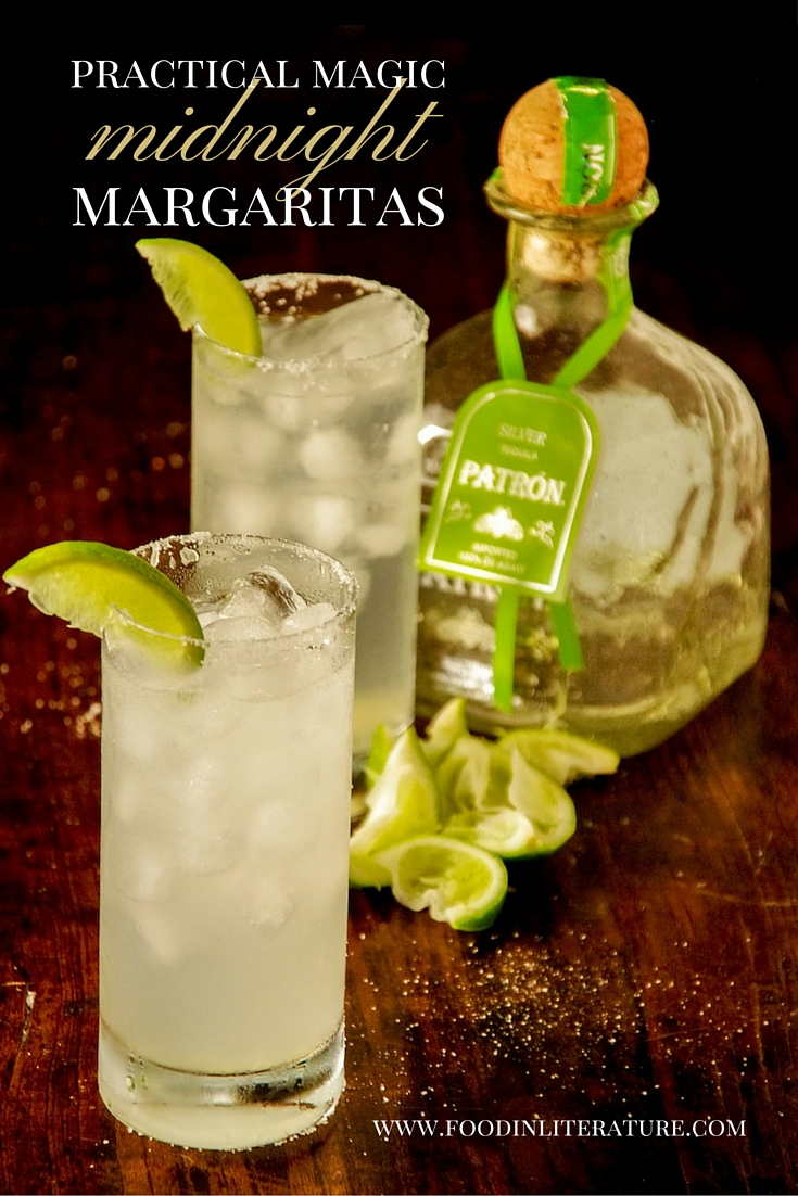 Practical Magic; Midnight Margaritas