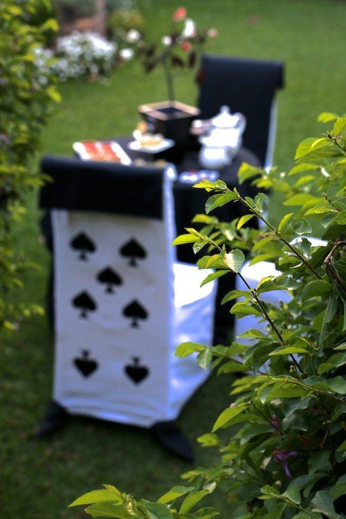 Alice in wonderland tea party via BrytonTaylor.com