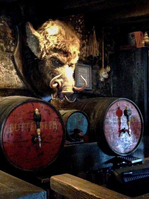 The Wizarding World of Harry Potter Hogsmeade via BrytonTaylor.com