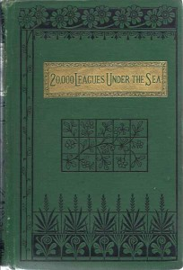 book cover for 20000 Leagues Under The Sea links to food list