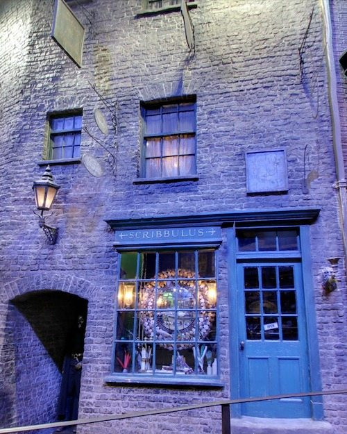 Diagon Alley Scribbulus