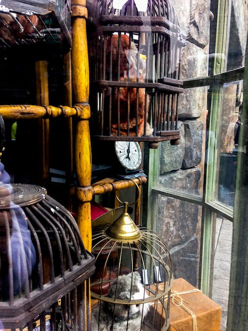 Owl Post at Wizarding World of Harry Potter via BrytonTaylor.com