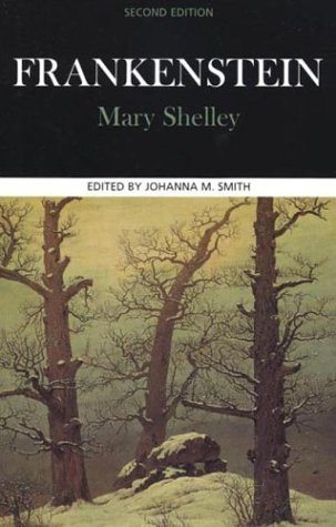 Food from Frankenstein | Mary Shelley