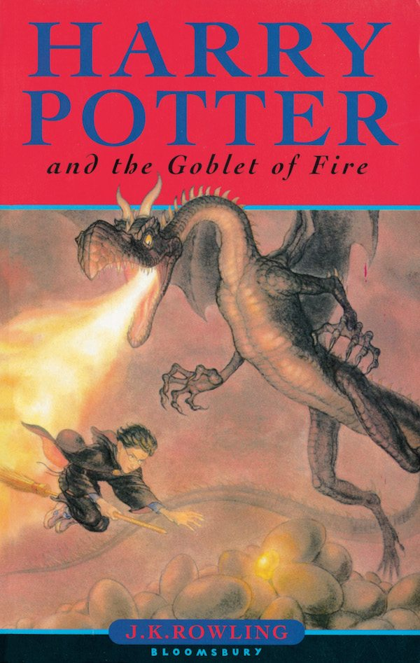 Harry Potter and The Goblet of Fire | JK Rowling