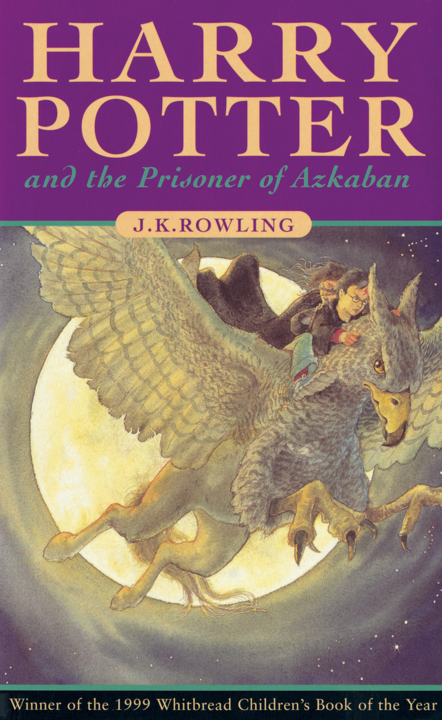 harry potter and the prisoner of azkaban | jk rowling | in literature