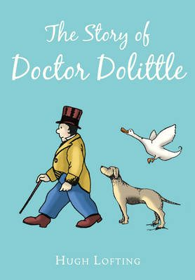 book cover, links to Food from Doctor Dolittle