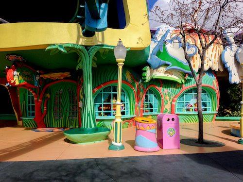 Seuss Landing at Universal Island of Adventure via BrytonTaylor.com