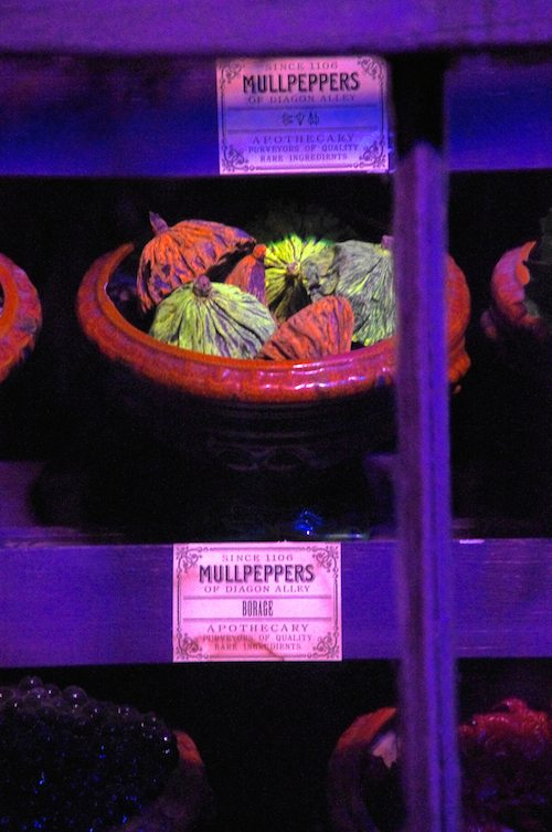 Mullpeppers Diagon Alley Burage