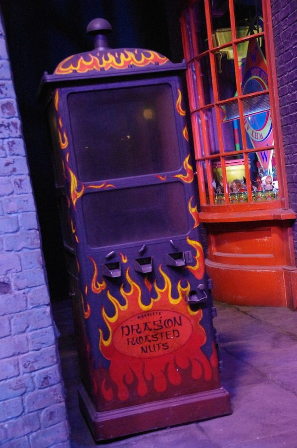 Harry Potter Dragon Roasted Nuts Diagon Alley