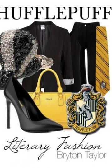 Hufflepuff from Harry Potter | Literary Fashion