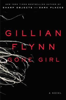 book cover,   links to Food from Gone Girl by Gillian Flynn