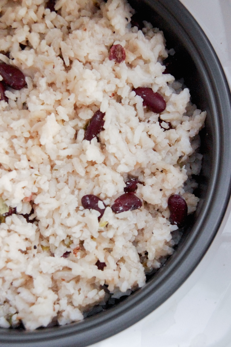 treasure island party red bean and rice recipe-1