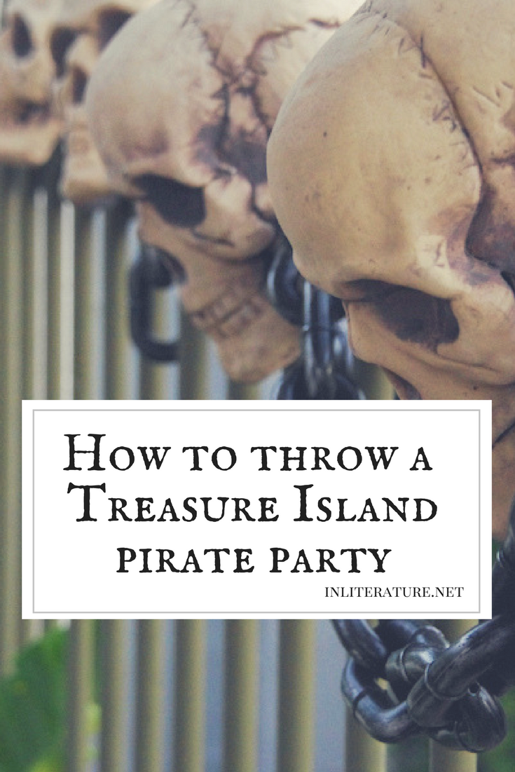 Throw the ultimate authentic Treasure Island Pirate Party with these 7 tips.