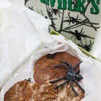liqorish spiders harry potter recipe
