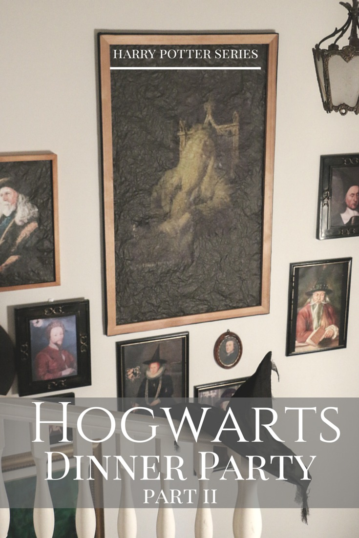 Harry Potter Hogwarts Dinner Series   Part II