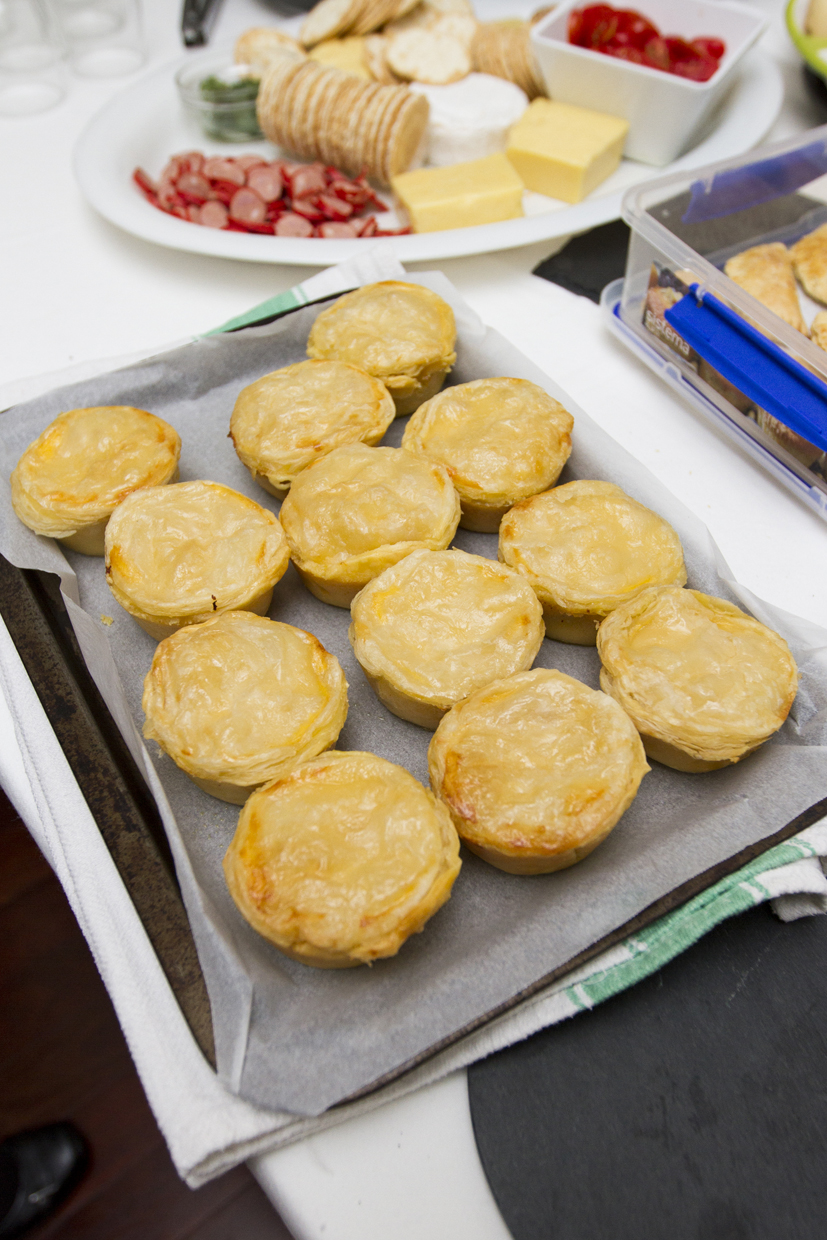 Harry Potter Party - meat pies