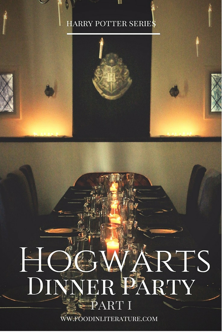 A Harry Potter Hogwarts Dinner Party | Part I
