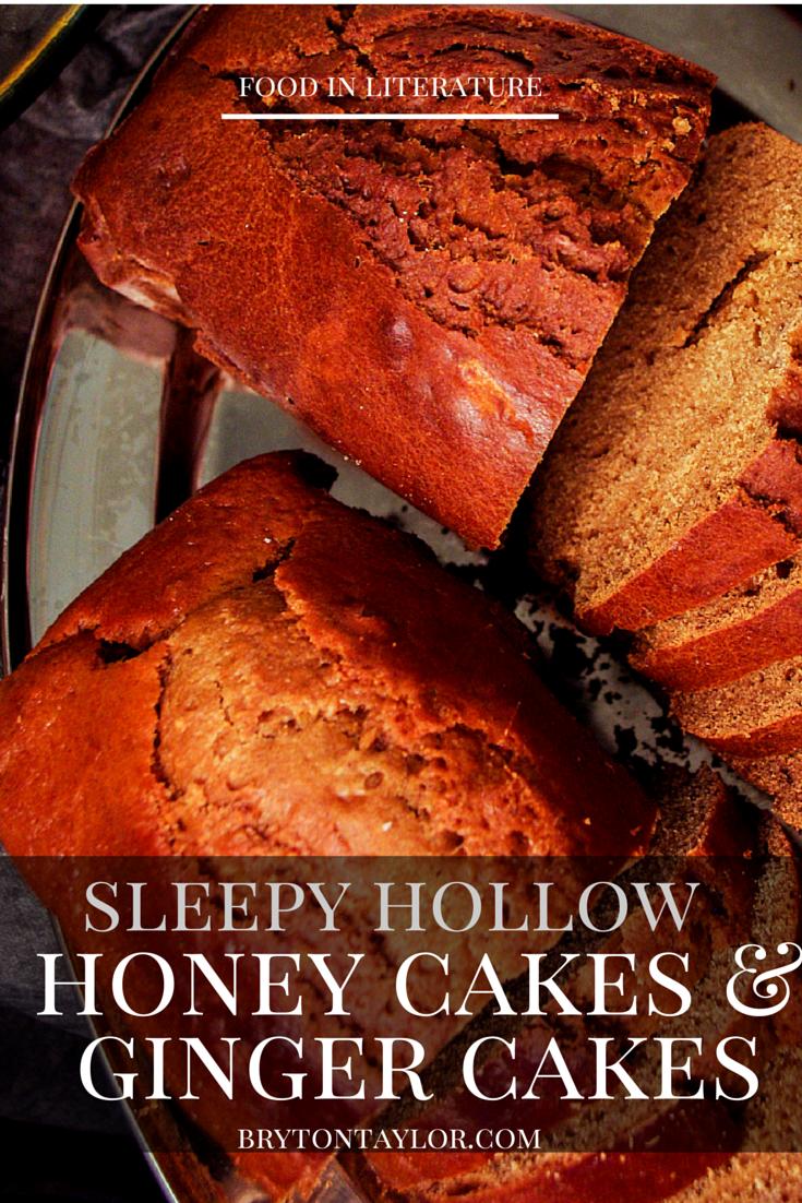 honey cakes and ginger cakes sleepy hollow recipes