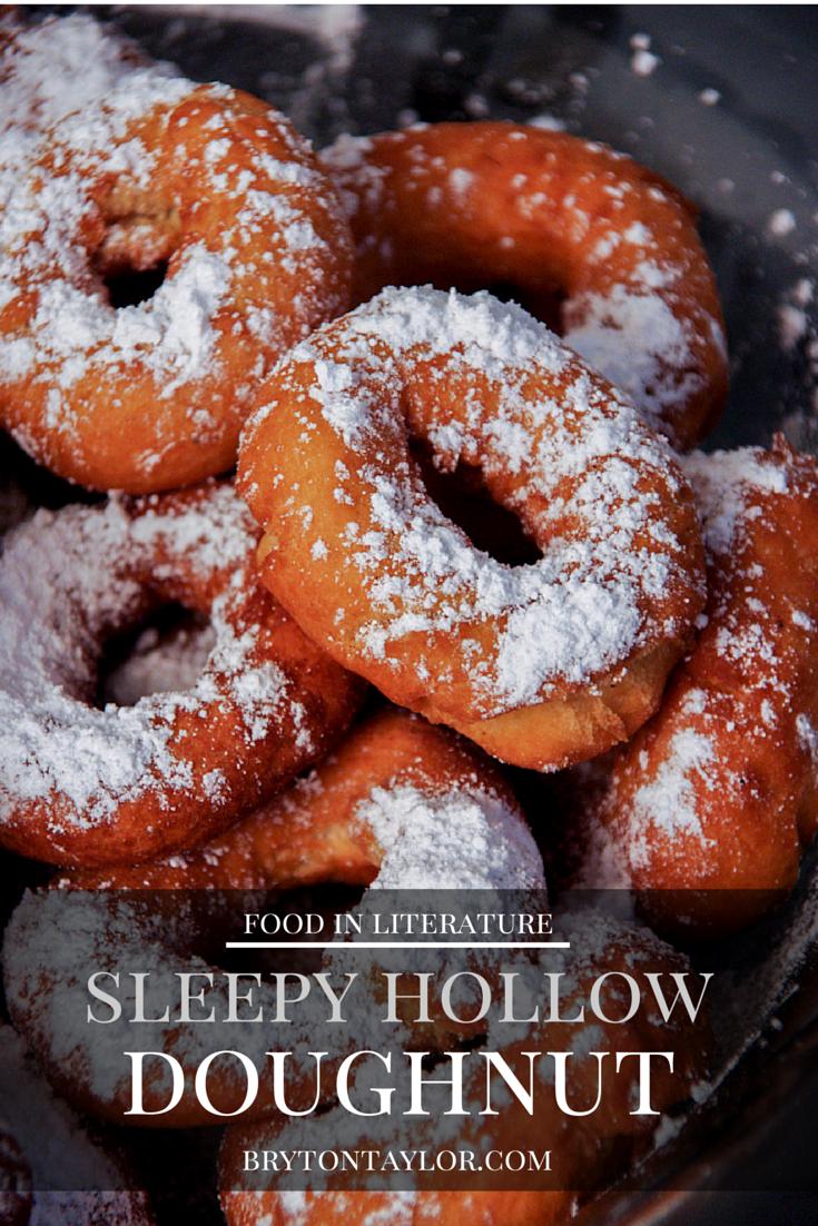 sleepy hollow doughnut recipe