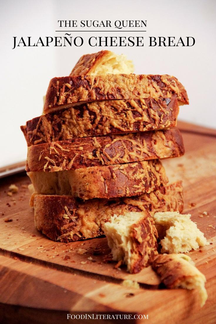 The Sugar Queen jalapeño bread