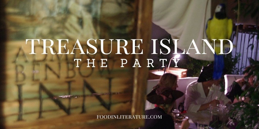 Treasure Island | The Party | Food in Literature