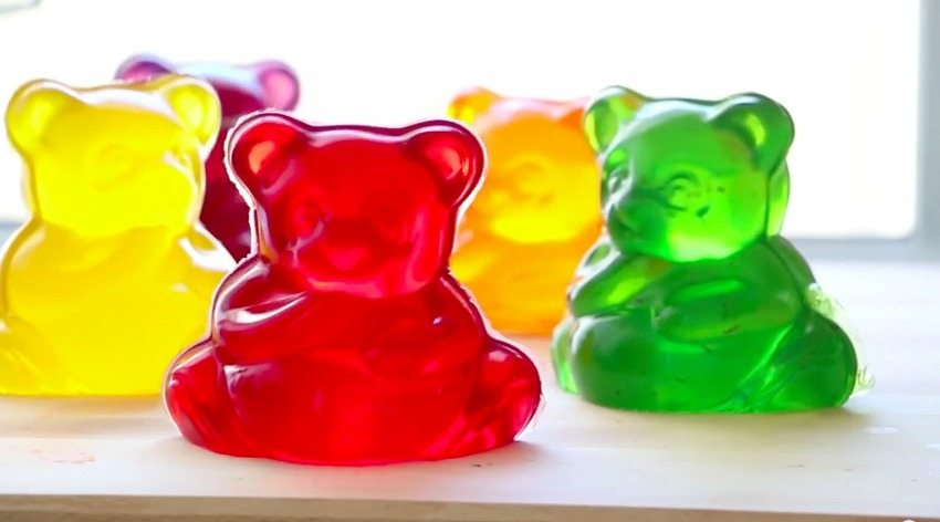 gummy bears Food in Lit whole family