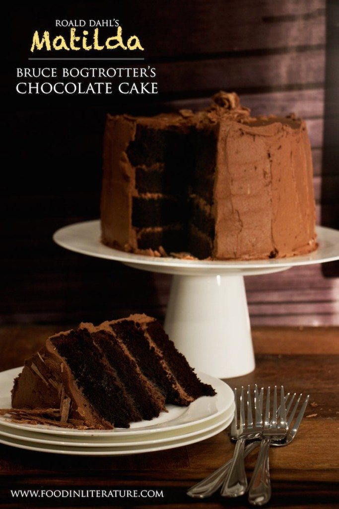 Ingredients Of Chocolate Fudge Cake