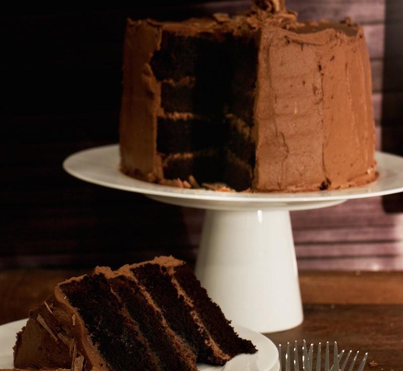Chocolate Mayonnaise Cake Recipe Hellmann