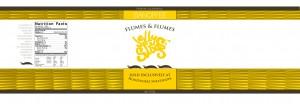 Harry Potter Honeydukes Jelly Slug packaging   free download   www.FoodinLiterature.com