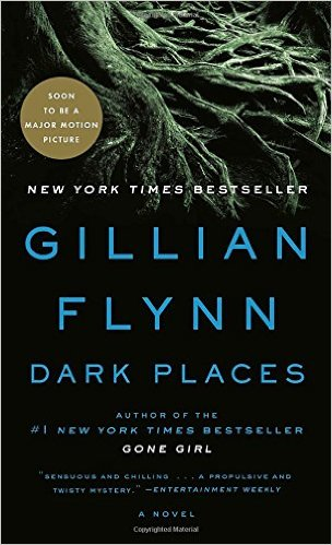 cover of the book Dark Places by Gillian Flynn