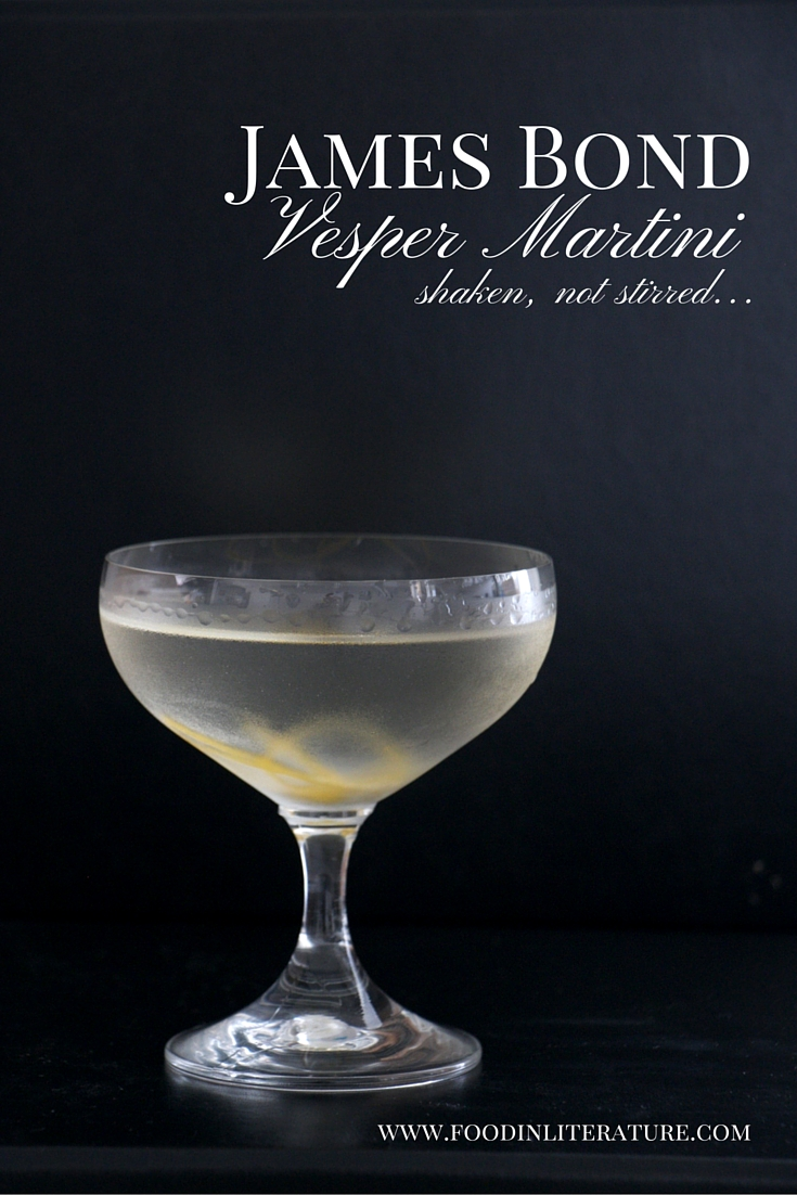 Cocktail vesper