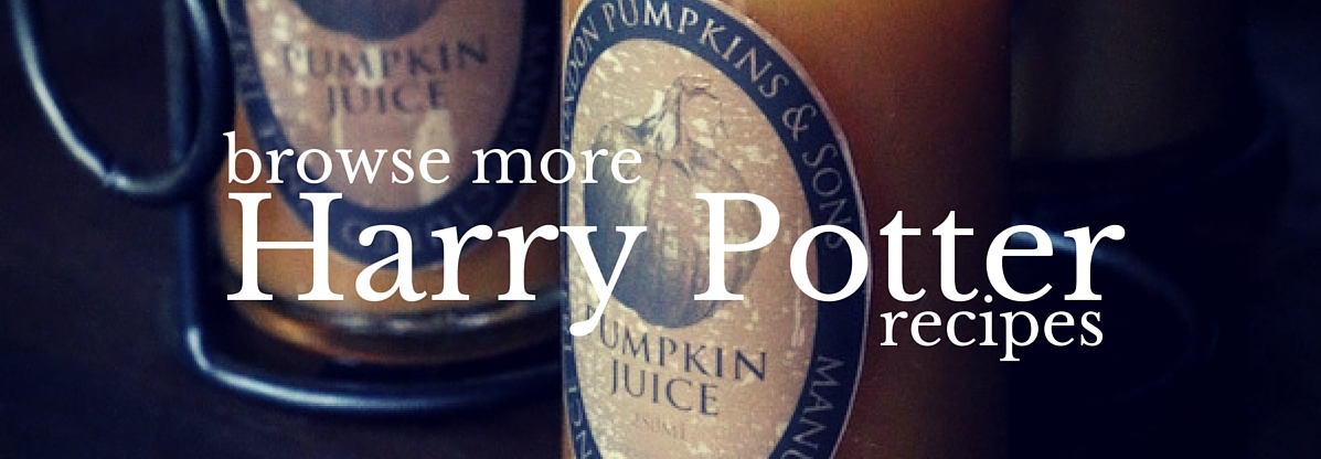 browse more harry potter recipes