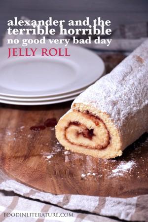 Jelly Roll Recipe Using Cake Mix