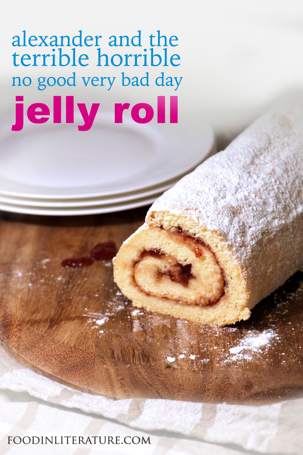 Jelly Roll | Alexander and the Horrible, Terrible, No Good Day