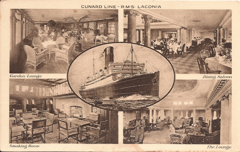 Laconia passport