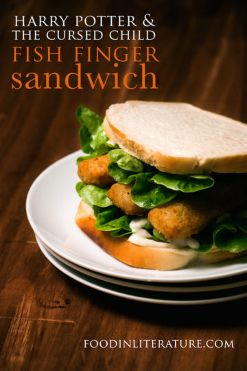 Fish Finger Sandwich Harry Potter And The Cursed Child