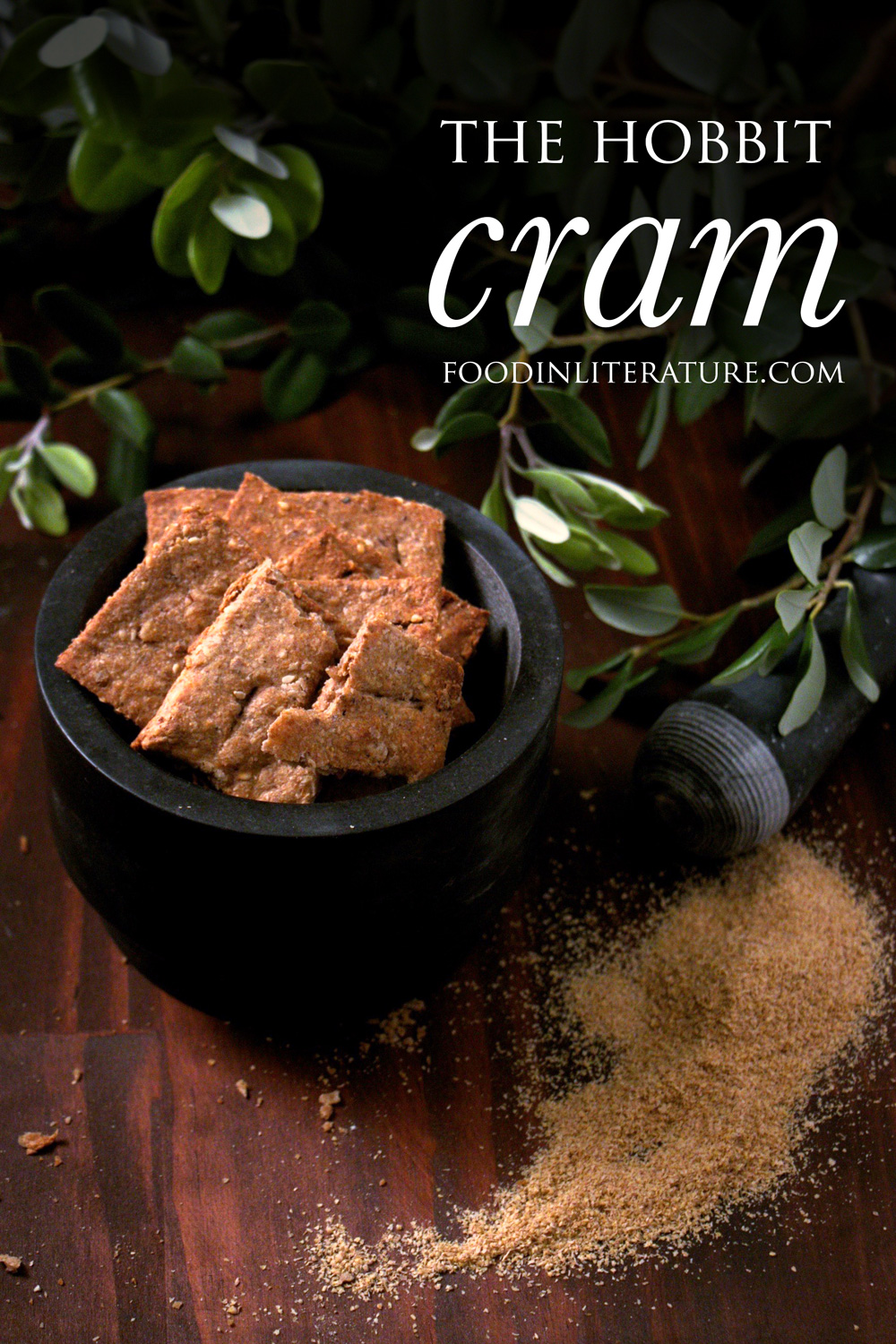 Wonder what cram from the Hobbit tastes like? We've made the recipe! It's easy to make, nutritious and long lasting!