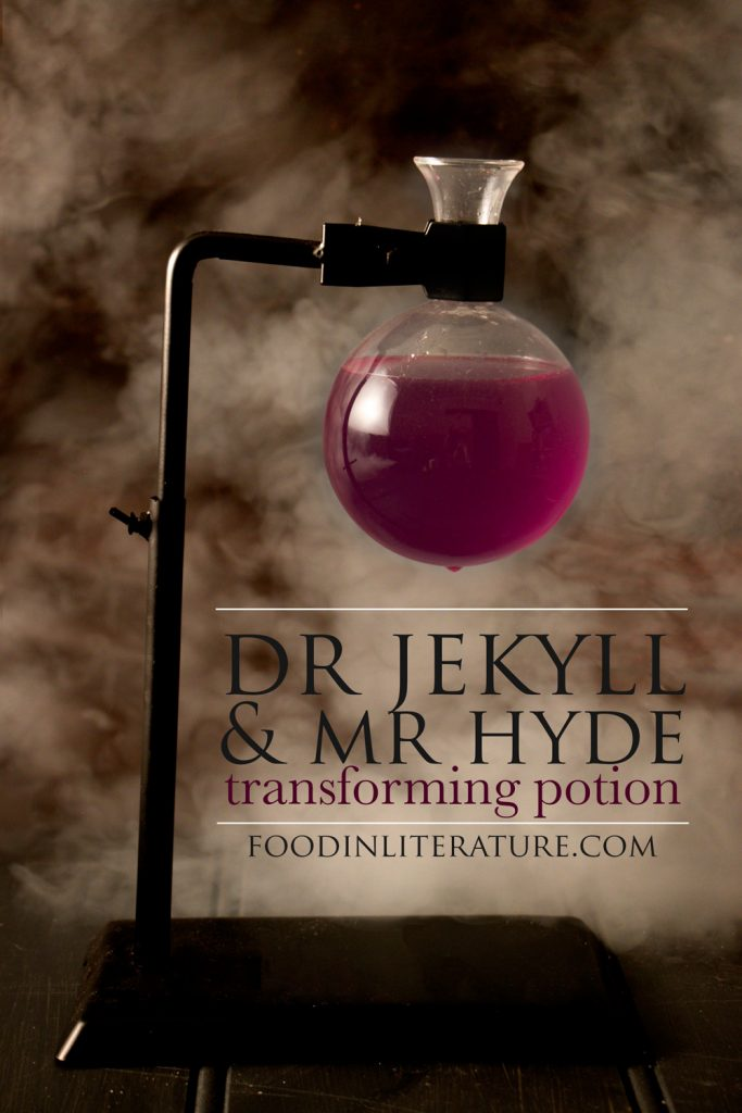 Dr. Jekyll and Mr Hyde transforming potion | Strange Case of Dr Jekyll and Mr Hyde