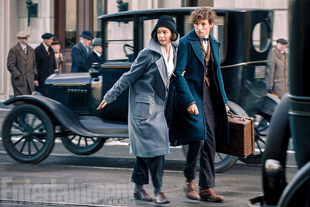 Here are some ideas on how to dress as Tina would in 1920's New York in the upcoming movie, Fantastic Beasts and Where To Find Them